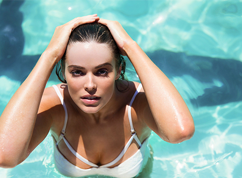 CURVE APPEAL: Robyn Lawley Swimwear Collection