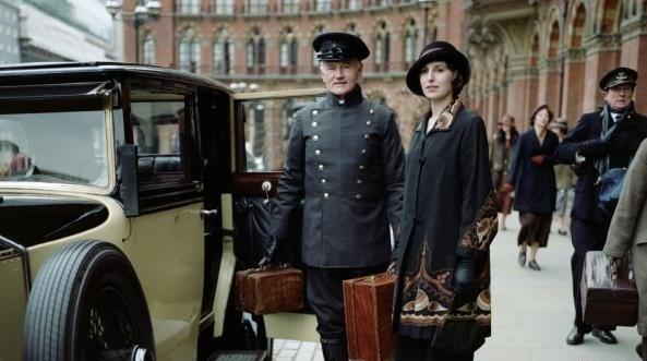 Watch the Downton Abbey Season 5 trailer via myLusciousLife.com