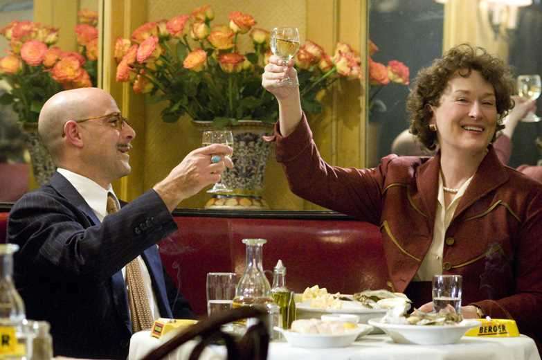 "Watch ""Julie & Julia"" without the annoying Amy Adam scenes"