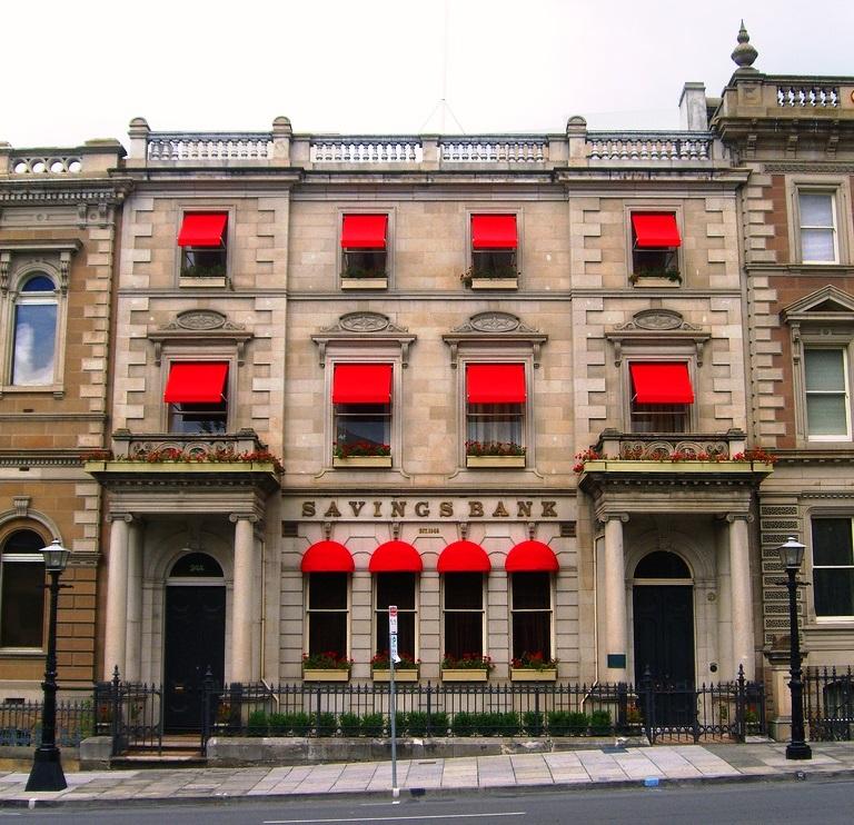 Luscious heritage Hobart Tasmania - architecture - exterior