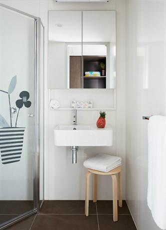The Schaller Studio Bendigo - bathroom photo - modern contemporary compact
