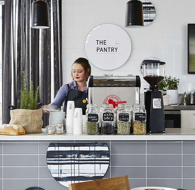BENDIGO HOTEL PHOTOS: The Schaller Studio Bendigo - The Pantry