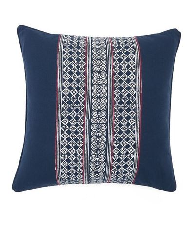 ELEGANT BEDROOMS: Levtex 'Cordelia' screenprint pillow