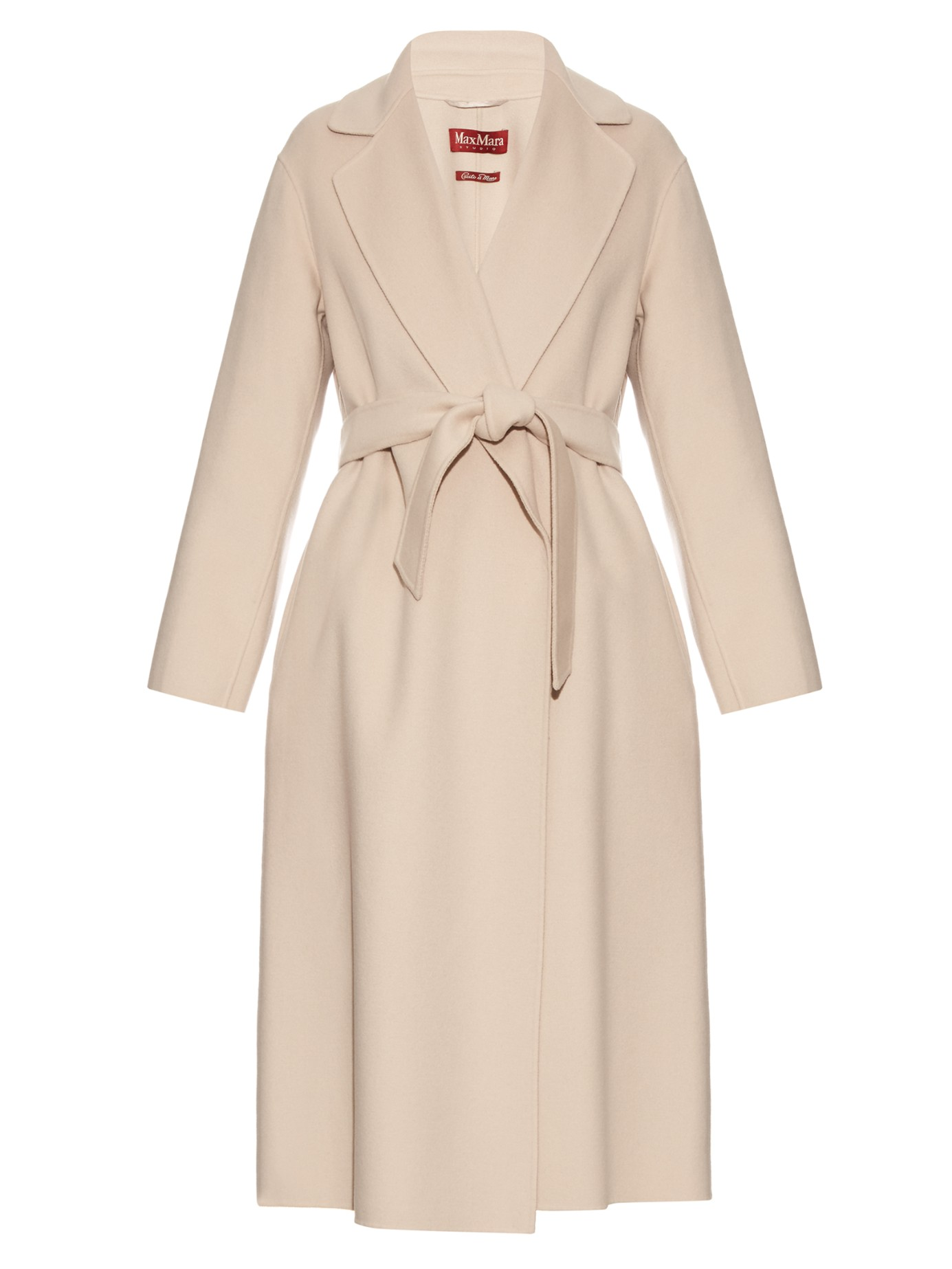 CASUAL CHIC: MAX MARA STUDIO Miki coat