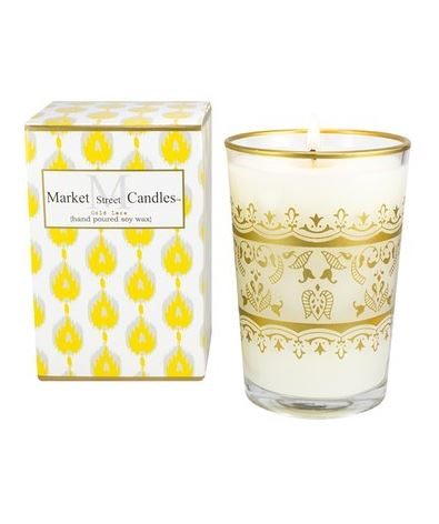STYLISH HOME ACCESSORIES: Market Street Candles 'Moroccan' Candle