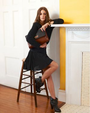 Olivia Palermo in Jill Stuart by Eric Guillemain for Vogue Girl Korea September 2012