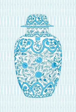 blue chinoiserie vase print by the pink pagoda.jpg