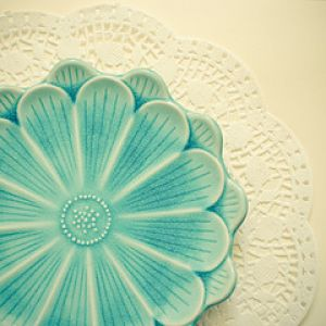Blue and white photos - Beautiful blue plate.jpg
