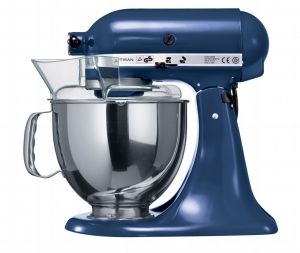 Blue and white photos - Kitchenaid mixer in blue.jpg