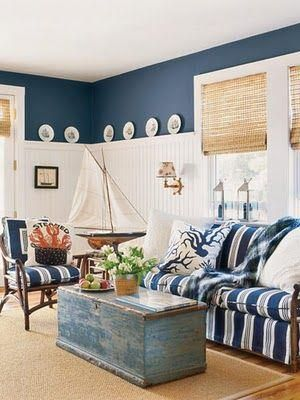 Blue and white photos - via Carons Beach House.jpg