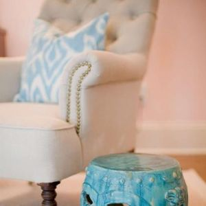 Blue and white pictures - Shellis mommy cave via Adore.jpg