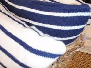 Blue and white striped outdoor cushions.jpg