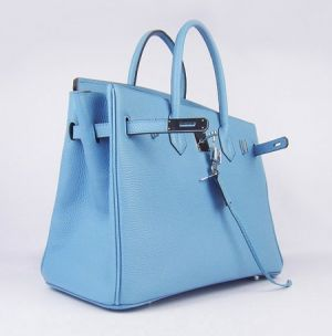 hermes bag - Hermes Light Blue Cowskin Birkin.jpg