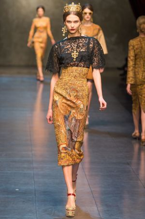 Dolce and Gabbana Fall 2013 RTW collection11.JPG