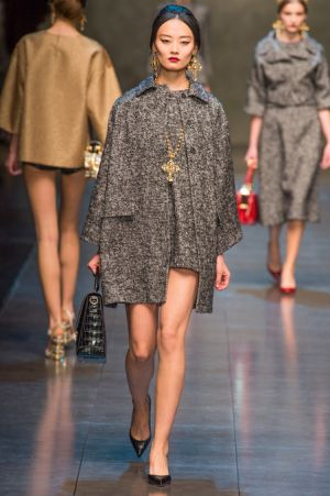 Dolce and Gabbana Fall 2013 RTW collection17.JPG