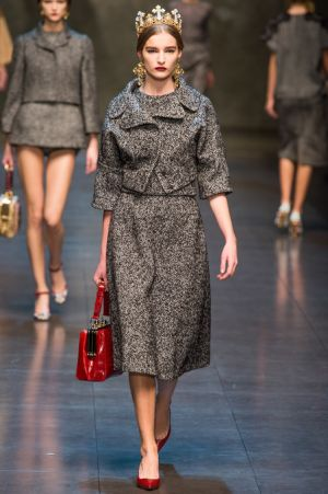Dolce and Gabbana Fall 2013 RTW collection18.JPG