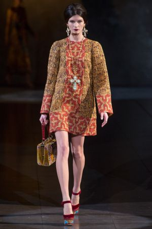 Dolce and Gabbana Fall 2013 RTW collection2.JPG