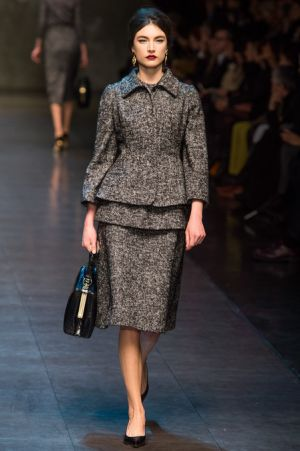 Dolce and Gabbana Fall 2013 RTW collection23.JPG