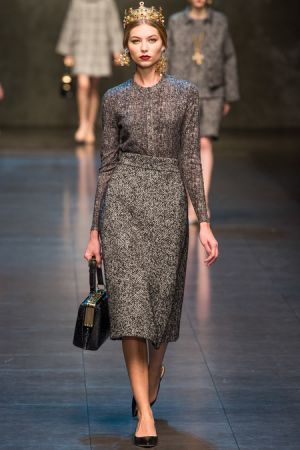 Dolce and Gabbana Fall 2013 RTW collection25.JPG