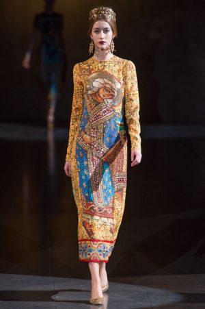 Dolce and Gabbana Fall 2013 RTW collection3.JPG