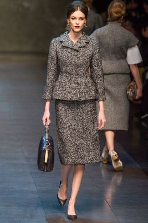 Dolce and Gabbana Fall 2013 RTW collection31.JPG