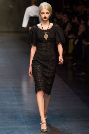 Dolce and Gabbana Fall 2013 RTW collection37.JPG