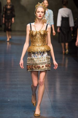 Dolce and Gabbana Fall 2013 RTW collection39.JPG