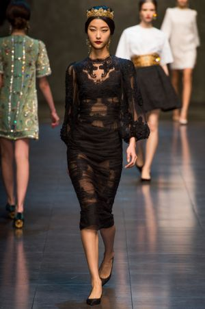 Dolce and Gabbana Fall 2013 RTW collection41.JPG