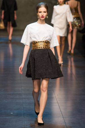Dolce and Gabbana Fall 2013 RTW collection42.JPG