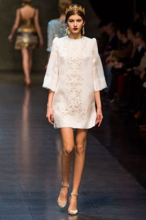 Dolce and Gabbana Fall 2013 RTW collection43.JPG