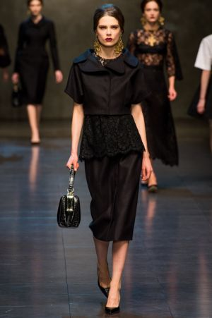 Dolce and Gabbana Fall 2013 RTW collection45.JPG