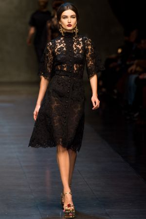 Dolce and Gabbana Fall 2013 RTW collection49.JPG