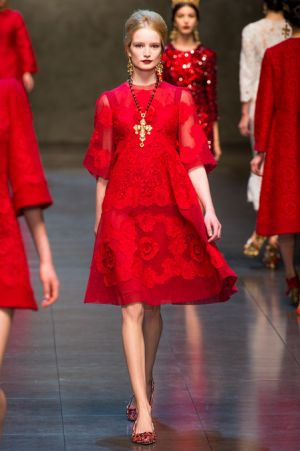 Dolce and Gabbana Fall 2013 RTW collection57.JPG