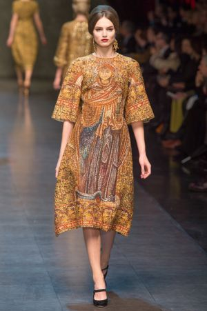 Dolce and Gabbana Fall 2013 RTW collection6.JPG