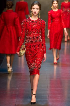 Dolce and Gabbana Fall 2013 RTW collection62.JPG