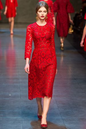 Dolce and Gabbana Fall 2013 RTW collection63.JPG