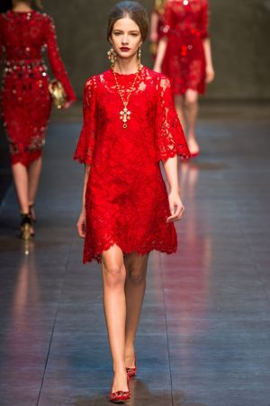 Dolce and Gabbana Fall 2013 RTW collection65.JPG