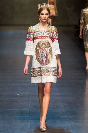 Dolce and Gabbana Fall 2013 RTW collection75.JPG