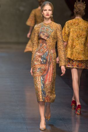 Dolce and Gabbana Fall 2013 RTW collection9.JPG