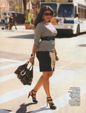 Beautiful plus-size fashion - Beverly Johnsons daughter Anansa.jpg