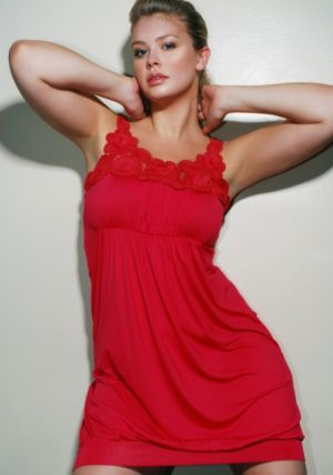 Designer clothes for larger girls - Lauren H of East West Models.jpg