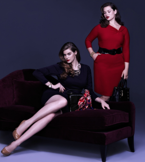 Designer fashion for full-figured girls - Tara Lynn and Robyn Lawley for Bloomingdales.png