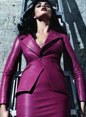 Where to get dresses for plus size - crystal renn Vogue Paris May 2010 photo by Steven Klein.jpg