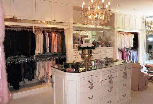 My Dream Closet | Home | Celebrity closets, Beautiful ...