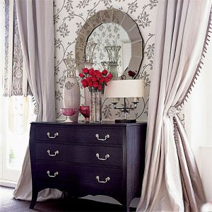 Celebrity closet ideas - luxurious closet boudoir curtains1.jpg