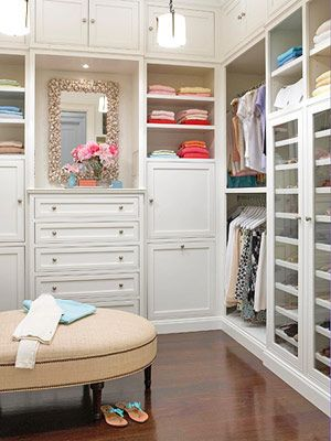 Luscious Style Boudoirs Walk In Wardrobes Closets Dressing