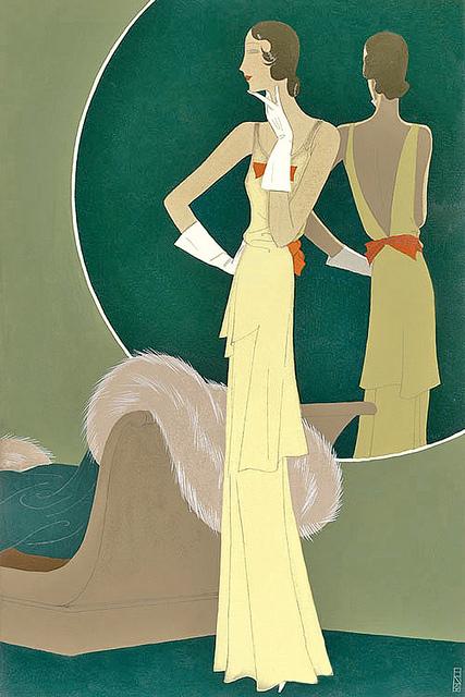 Art deco poster mylusciouslife blog 1920s fashion illustration jpg
