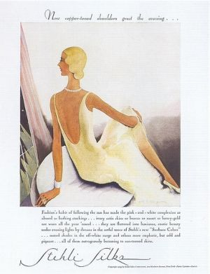 Art deco characteristics - myLusciousLife blog - Stehli Silks 1929 illustrations.jpg