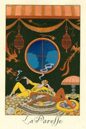 Art deco style - Child of the Moon The Jazz Age.jpg