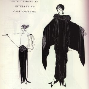 art deco vintage drawing - 1920s fashion illustration.jpg